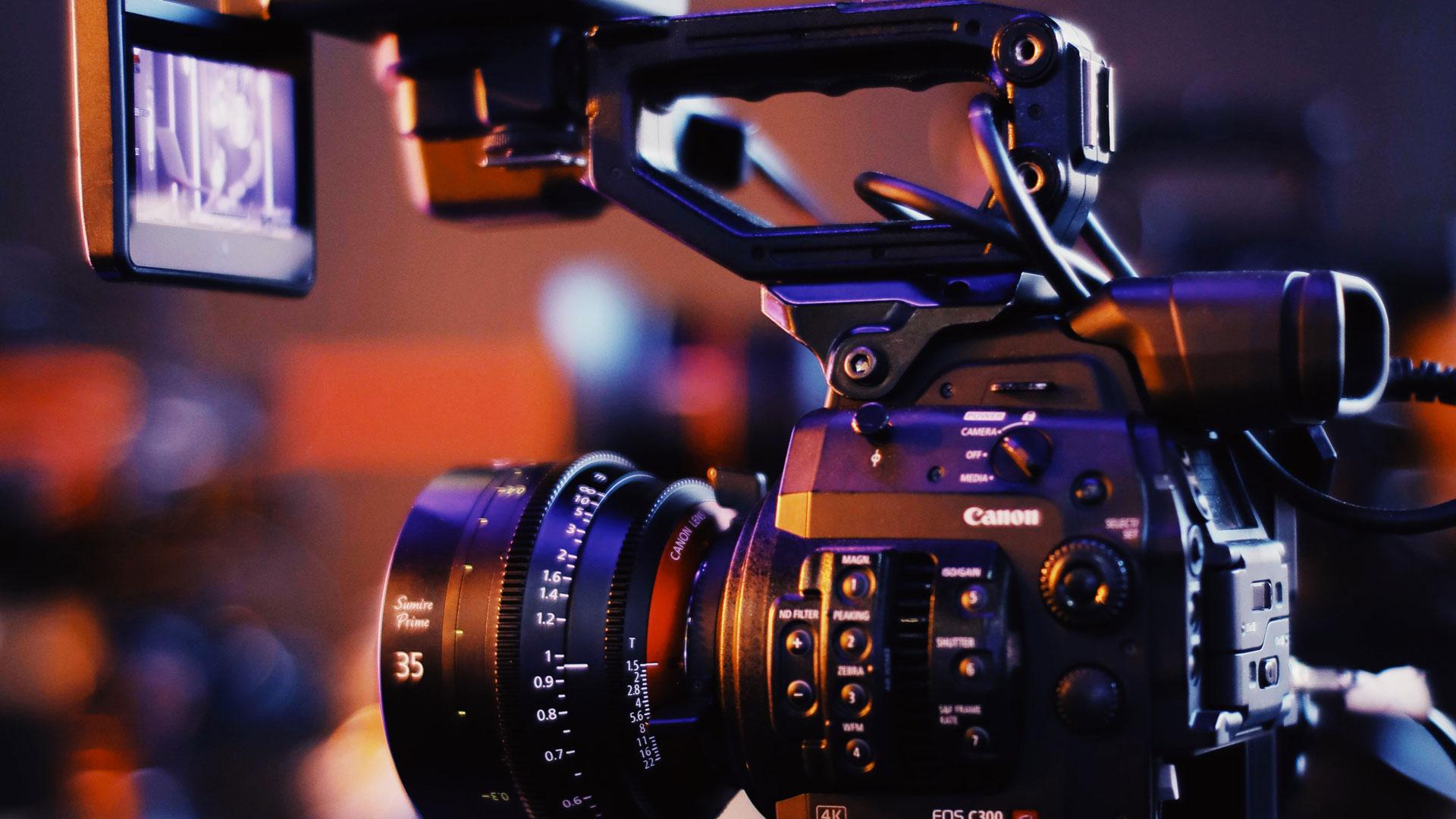 Camera Content Production