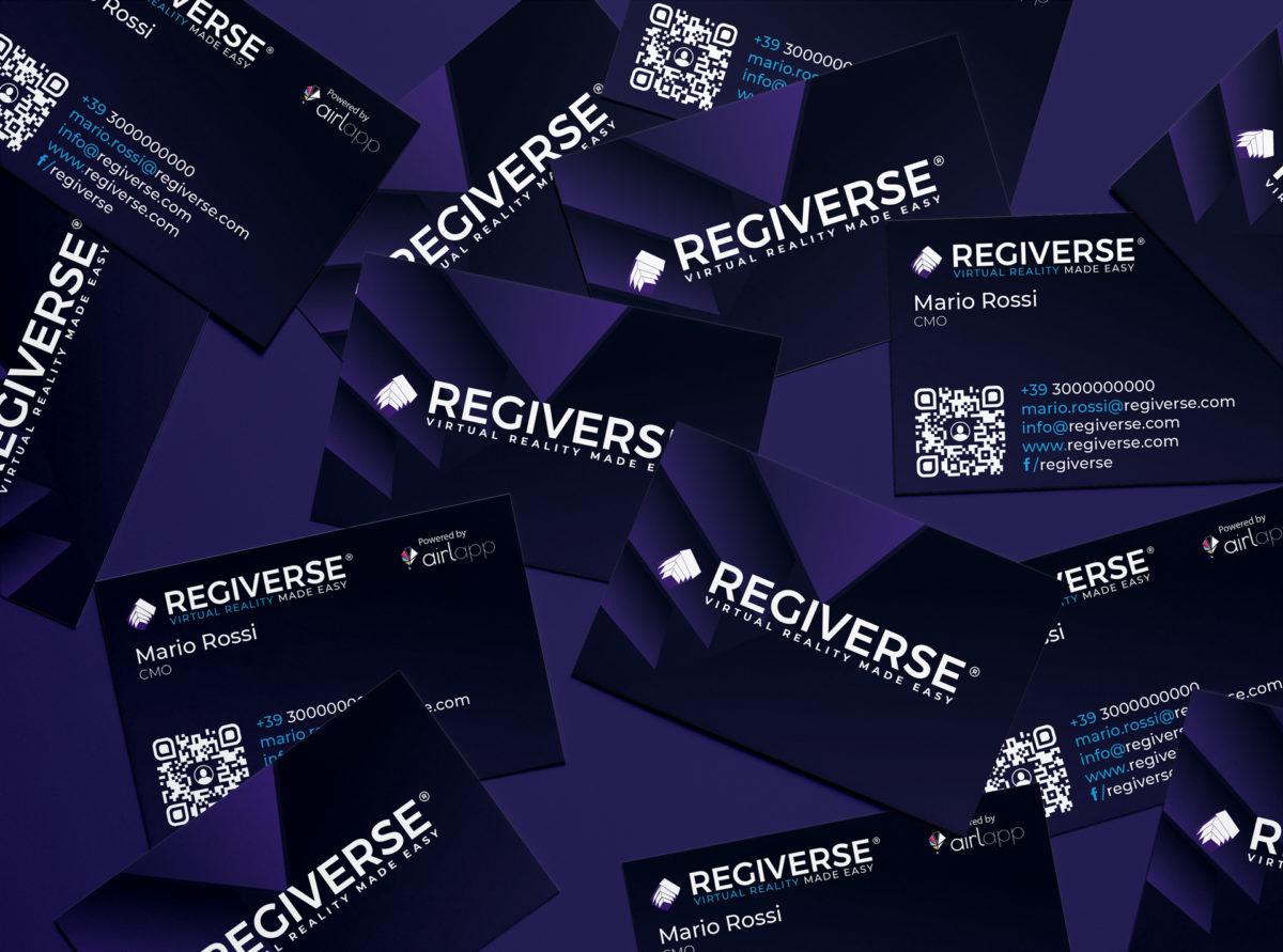 Regiverse Branding complete Management Adviroo