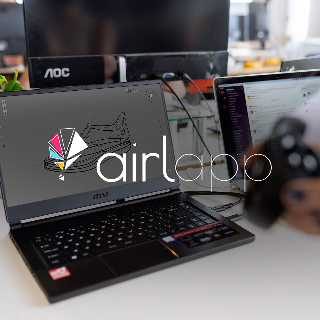 Airlapp complete management by Adviroo