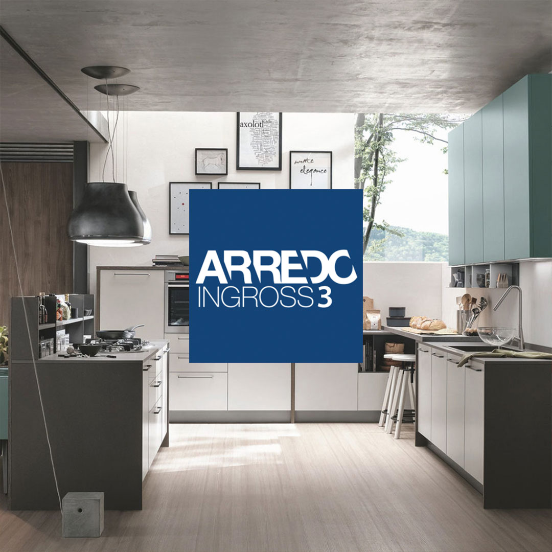 Arredo Ingross 3 social, event, content production by Adviroo