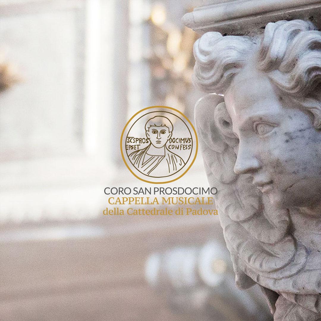 Coro San Prosdocimo web design by Adviroo