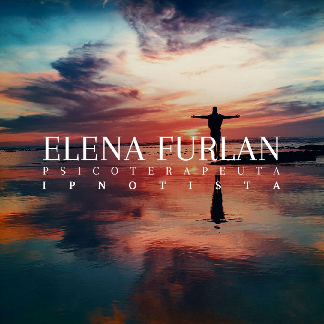 Elena Furlan web design by Adviroo