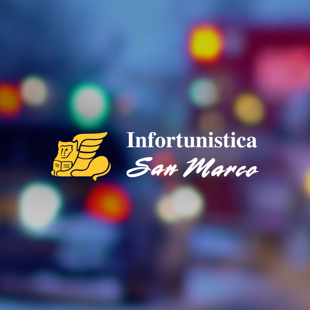 Infortunistica San Marco web design by Adviroo