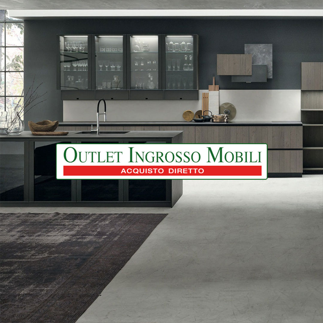 Outlet Ingrosso Mobili social management Adviroo