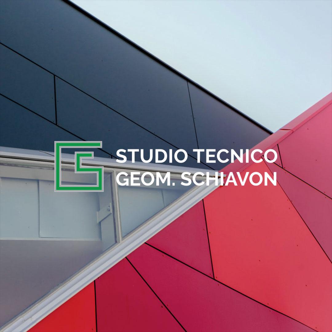 Studio Tecnico Geom. Schiavon web design by Adviroo